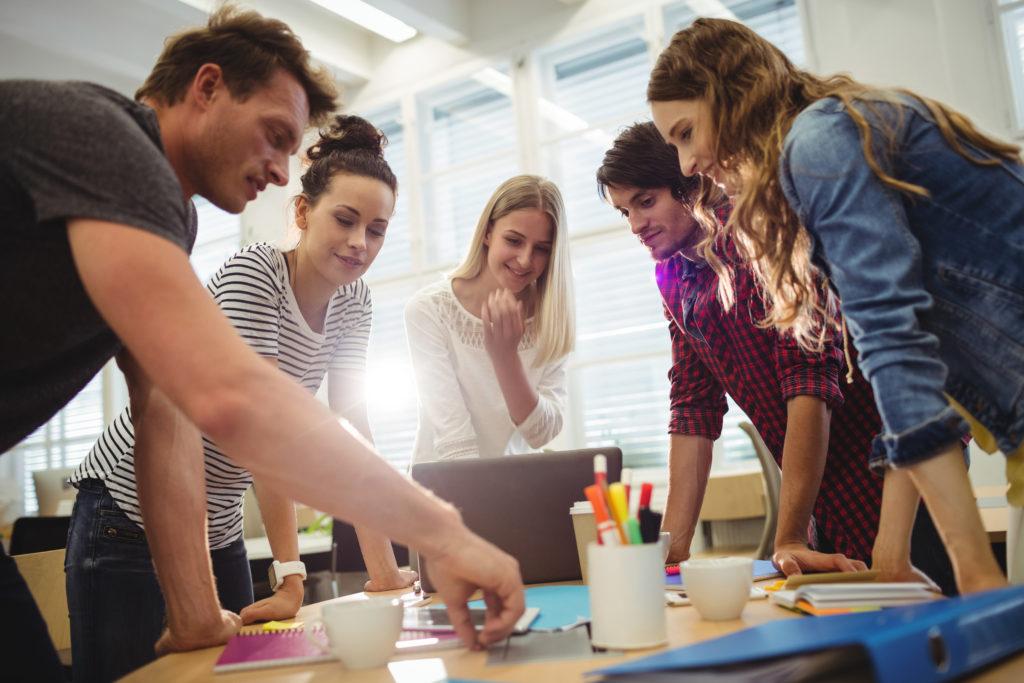 văn hóa doanh nghiệp sáng tạo