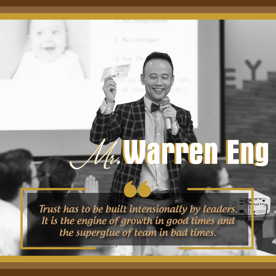 Warreng eng UEF  LCL Leaders create leaders