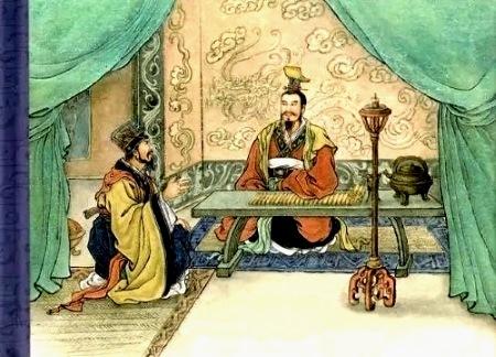 Lời can gián của Khương Công Tự đến vua Đường Túc Tông