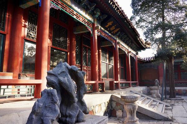 Khu vườn bí mật của vua Càn Long bị 'lãng quên' trong Tử Cấm Thành