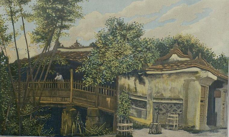 Chùa Cầu ở đô thị cổ Hội An