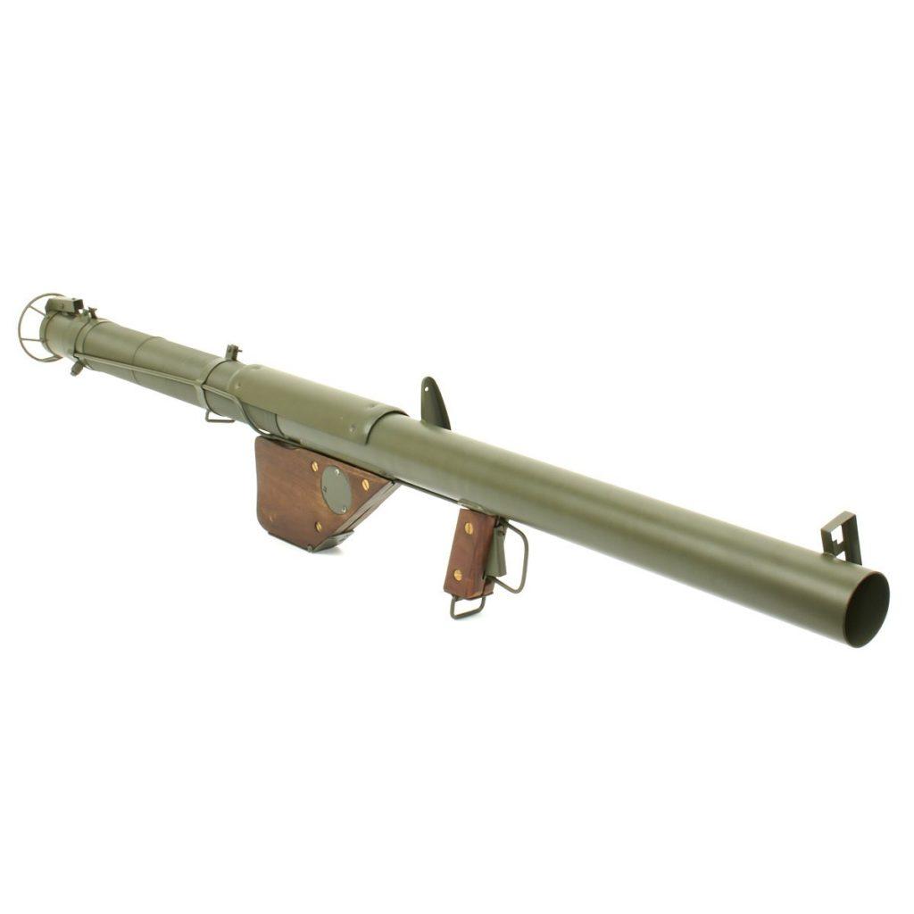 Súng bazooka do Trần Đại Nghĩa nghiên cứu và phát triển