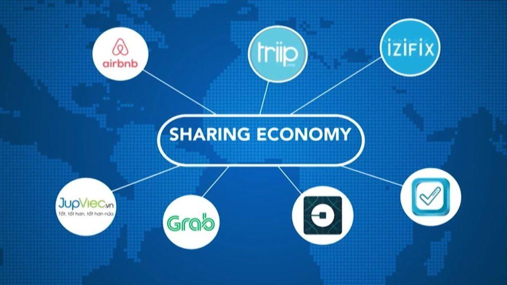 kinh tế chia sẻ (sharing economy)
