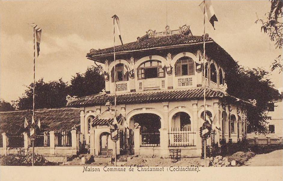 Nhà Hội Đồng tại Thủ Dầu Mộ