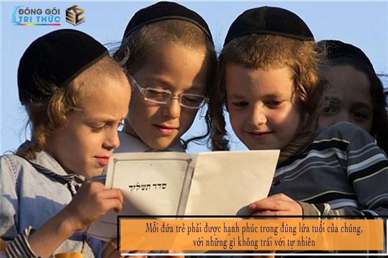 Giáo dục israel - Phan Hoàng Thư