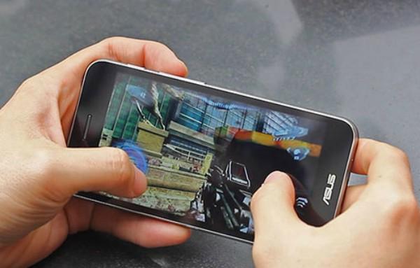 Game trên smartphone