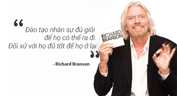 Lãnh đạo khiêm nhường - Richard Branson - Trần Thị Minh Anh - KSC - H2