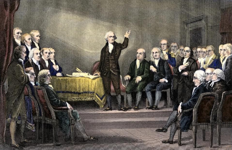 Câu lạc bộ chia sẻ kiến thức KSC -Đóng gói tri thức - Thành lập hiến pháp Hoa Kỳ - 28 nguyên tắc lập quốc của Hoa Kỳ