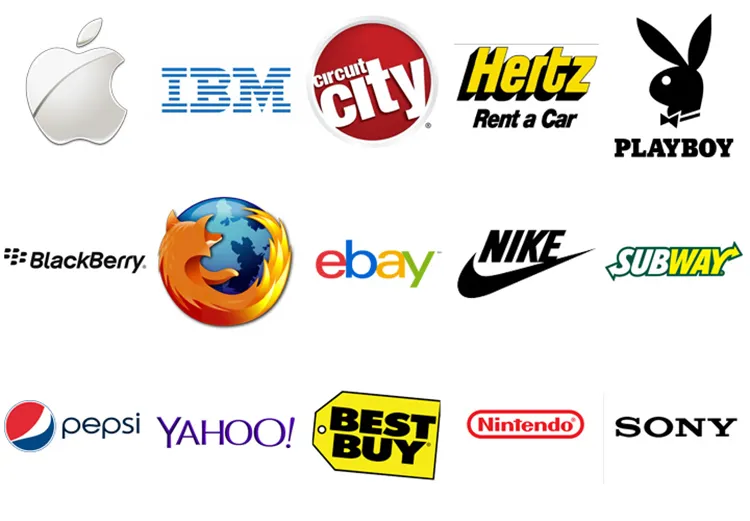 logo và tên các công ty pepsi sony  ebay nike playboy apple ibm khi start up đặt tên công ty nguyễn thị mỹ ngọc ksc