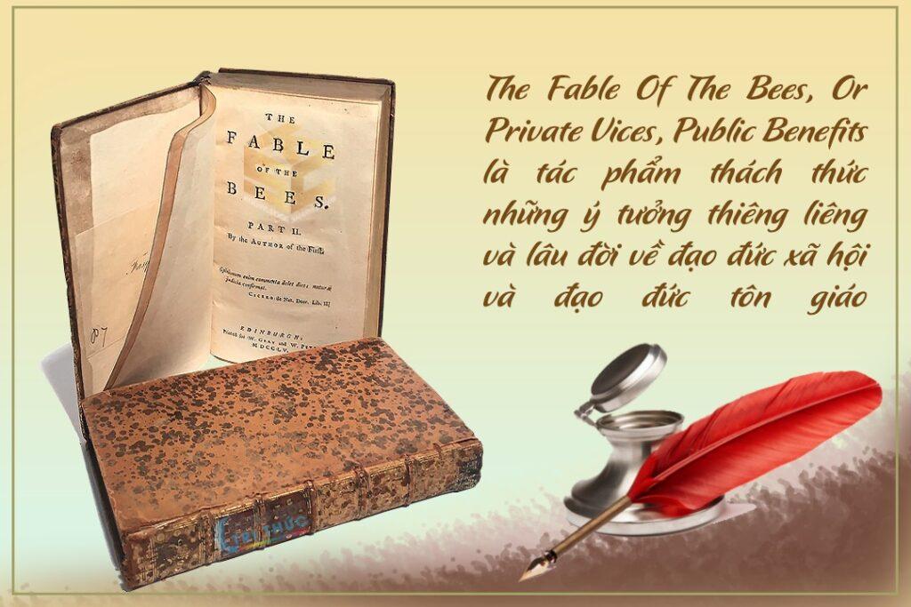 Cuốn sách ngụ ngôn về loài ong và bút lông ngỗng màu đỏ nguyễn thị mỹ ngọc ksc