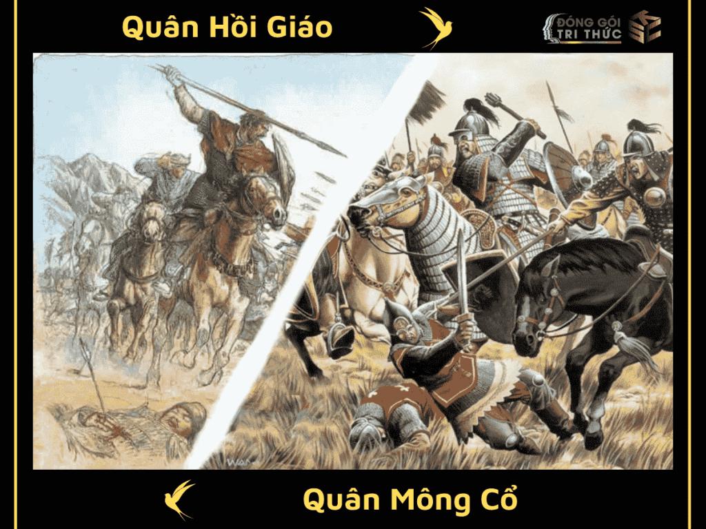 Trận chiến lịch sử giữa quân Mông Cổ và quân Hồi Giáo bên bờ sông Nile Nguyễn Đinh Cao Trí KSC