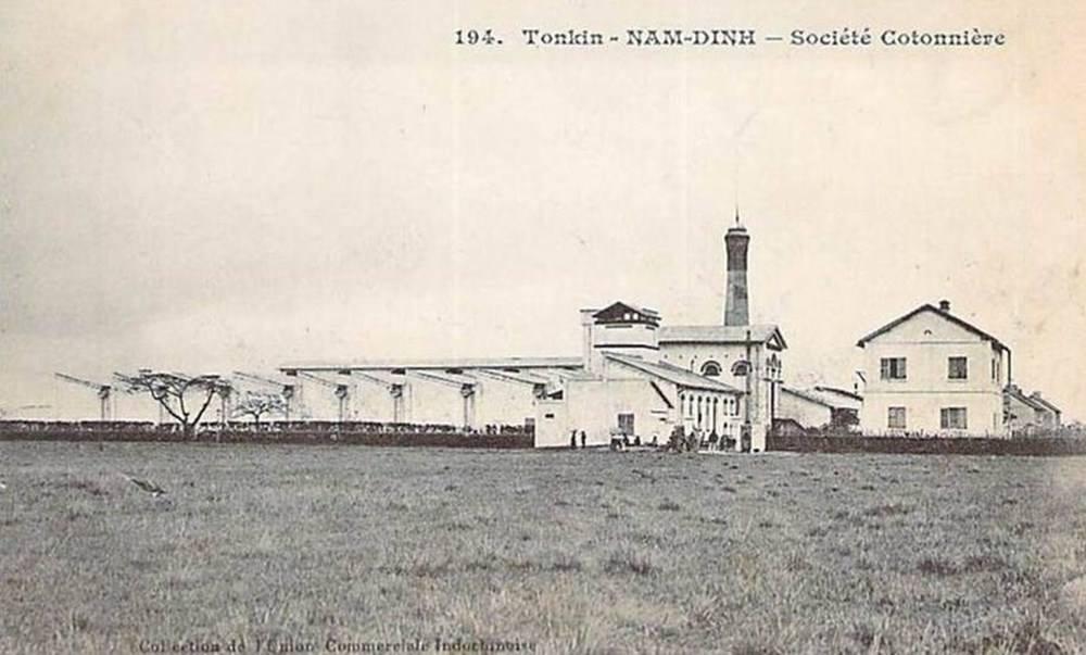 Nhà máy dệt Nam Định