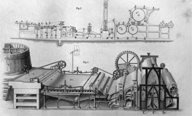Lịch sử quy trình làm giấy thời xưa ở Châu Âu khi công nghệ vẫn chưa phát triển Nguyễn Đinh Cao Trí KSC