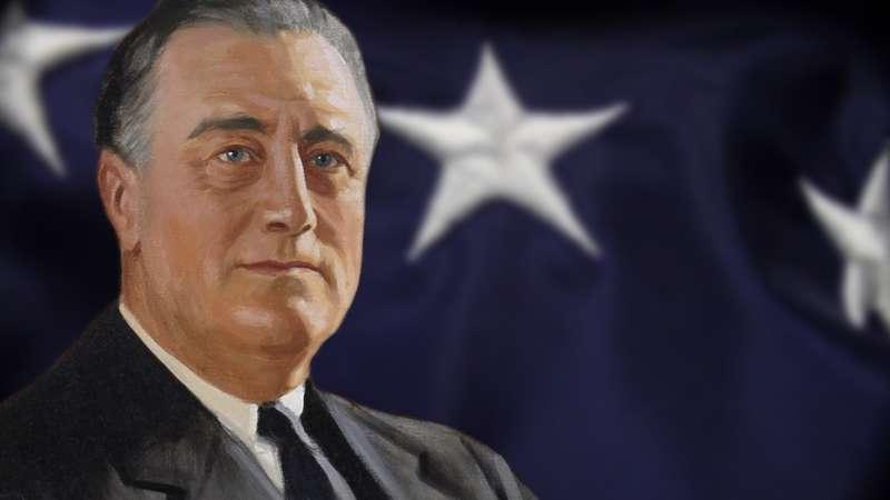 Tổng thống Franklin-D-Roosevelt