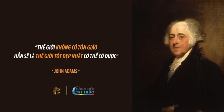 Tổng thống John-Adams nói về tôn giáo