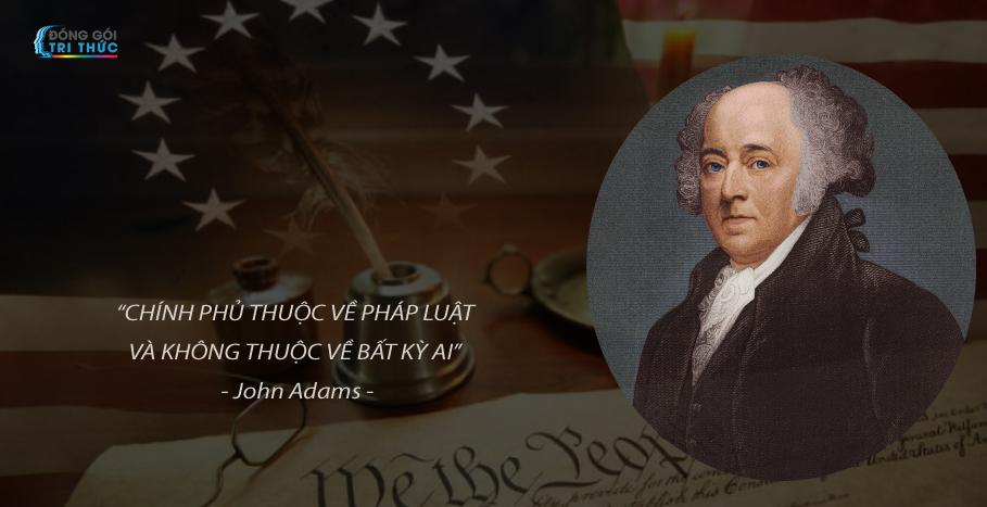 thổng-thống-John-Adams tk Phan Hoàng Thư